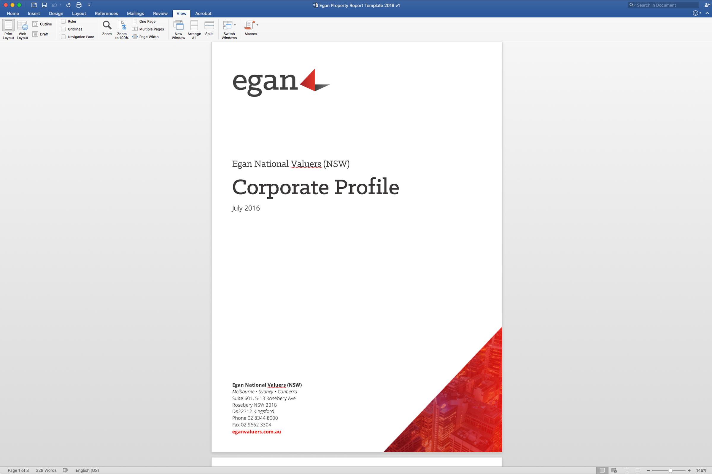Taffy Design - Egan Valuers