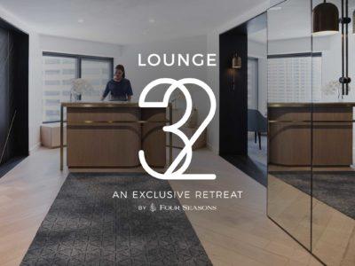 Taffy Design - Lounge 32 Four Seasons Hotel Sydney