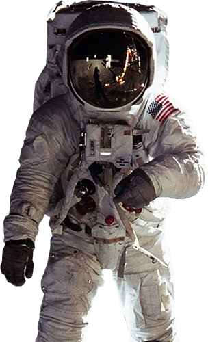 Taffy Astronaut